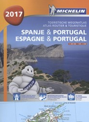 ATLAS MICHELIN SPANJE & PORTUGAL 201