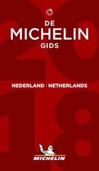 Michelingids Nederland 2018 -Hotels & Restaurants