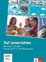 DaF unterrichten -Basiswissen Didaktik Deutsch a ls Fremd- und Zweitsprache mit Hantschel, Hans-Jurgen