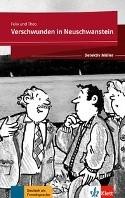 Verschwunden in Neuschwanstein -Lekture mit Klett-Augmented-A pp (gekurzte Horfassung)