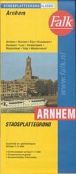 Falk stadsplattegrond & fietskaart A