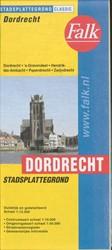 Dordrecht plattegrond