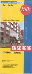 Falk stadsplattegrond & fietskaart E
