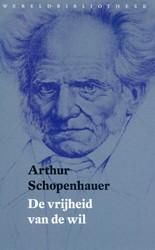 Wereldbibliotheek De vrijheid van de wil Schopenhauer, Arthur