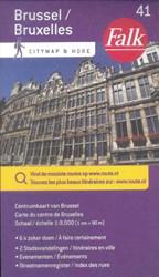 FALK CITY MAP & MORE 41 BRUSSEL / BR FALKPLAN BV