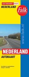 Falk autokaart Nederland basic 2017-2019