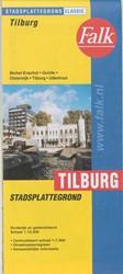 Tilburg plattegrond