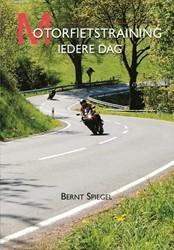 Motorfietstraining iedere dag Spiegel, Bernt