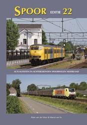 Spoor -actualiteiten en achtergronden spoorwegen Nederland 2010 MEER, P. VAN DER