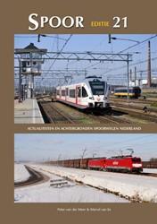 Spoor 21 -Spoor & tram MEER, P. VAN DER