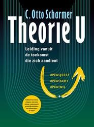 Theorie U -leiding vanuit de toekomst die zich aandient Scharmer, Otto
