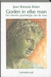 Goden in elke man -een nieuwe psychologie van de man Bolen, Jean Shinoda