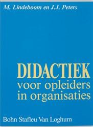 Didactiek voor opleiders in organisaties -9060019946-W-GEB Lindeboom, M.