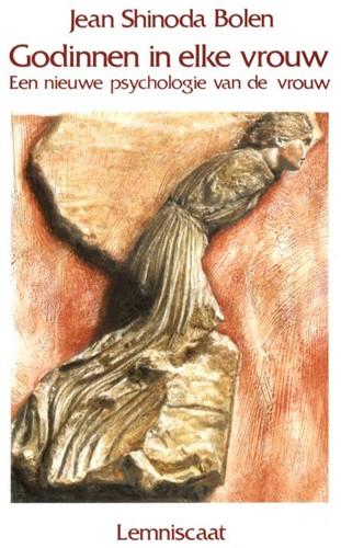 Godinnen in elke vrouw -een nieuwe psychologie van de vrouw Bolen, Jean Shinoda