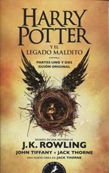 Harry Potter y el legado maldito / Harry Rowling, J. K.