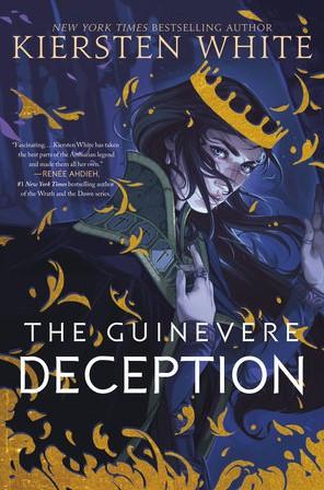 The Guinevere Deception White, Kiersten
