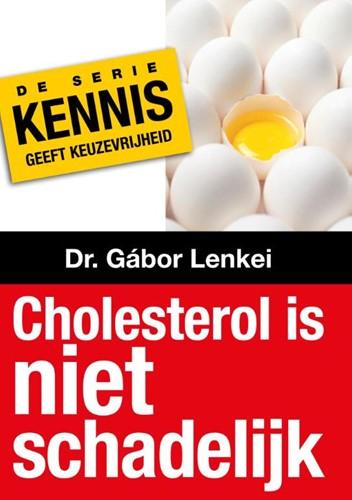 Cholesterol is niet schadelijk Lenkei, Gabor