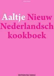 Aaltje Nieuw Nederlandsch kookboek -nieuw Nederlandsch kookboek Corver, O.A.