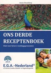 Ons derde receptenboek -club voor betere voedingsgewoo nten Disseldorp, Annie