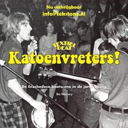 Katoenvreters! -de Enschedese beatscene in de jaren 60 Waccary, Ria