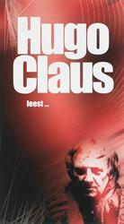 Hugo Claus leest, 1 CD Claus, Hugo