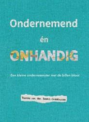 Ondernemend en onhandig -een kleine onderneemster met d e billen bloot Beemt-Groothuizen, Raimke van den
