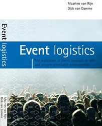 Event Logistics -the realization of event conce pts in safe and service orient Rijn, Maarten van