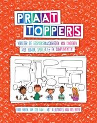 PRAATTOPPERS -FILOSOFIEJUF en van kinderen met humor, spe Ham, Fabien van der