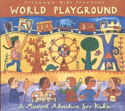 *PUTUMAYO KIDS PRESENTS:WORLD PLAYGROUND