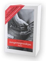 Combiverpakking jongenssprookjes deel 2 -cadeaudoos met boek en eau de toilette (30 ml) Kollen, Eric