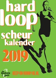 HARDLOOP SCH.KALEND.; 2019 -Hardloopscheurkalender Postema, Paul