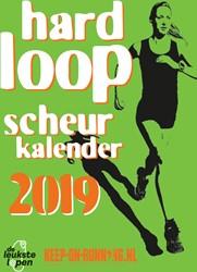 Hardloopscheurkalender 2019 -Hardloopscheurkalender Postema, Paul
