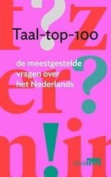 Taal-top-100 -de meestgestelde vragen over h et Nederlands Genootschap Onze Taal