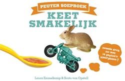 Keet smakelijk -peuter soepboek Emmelkamp, Laura