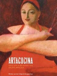 Artacucina 1 -een kijkje in de keuken van ga lerie artacasa Scheer, Wiebke van der