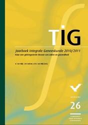 Jaarboek integrale geneeskunde -naar een geintegreerde theori e van ziekte en gezondheid Tijdschrift voor Integrale Gen