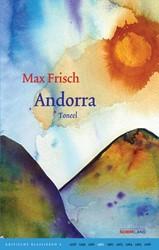 Andorra -toneelstuk in twaalf taferelen Frisch, Max