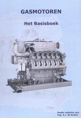 Gasmotoren -het basisboek