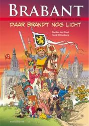Brabant -daar brandt nog licht 2000 jaa r geschiedenis in strip Oreel, Danker-Jan