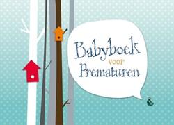 Babyboek voor Prematuren Wit, Hanneke de
