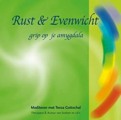 Rust & evenwicht -grip op je amygdala Gottschal, Tessa