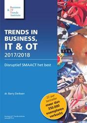 Trends  in business & IT & OT 20 -disruptief SMAACT het best Derksen, Barry