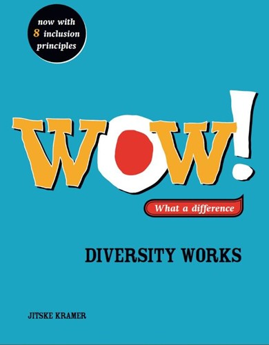 Wow! what a difference -diversity works Kramer, Jitske