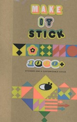Make It Stick Notebook -A Sticker Notebook for Work or Play Potter