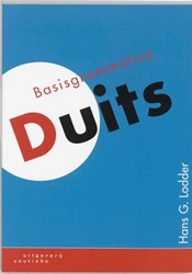 Basisgrammatica Duits Lodder, H.G.