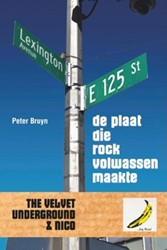 De plaat die rock volwassen maakte. The -the Velvet Underground & N Bruyn, Peter