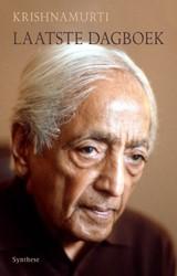 Laatste dagboek Krishnamurti, Jiddu