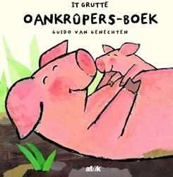 It grutte oankrupers-boek Genechten, Guido Van