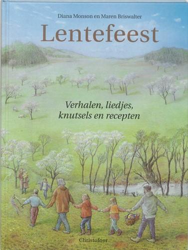 Lentefeest -verhalen, liedjes, knutsels en recepten Monson, D.