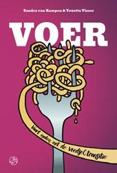 Voer -Vaart maken met de voedseltran sitie Kampen, Sandra van